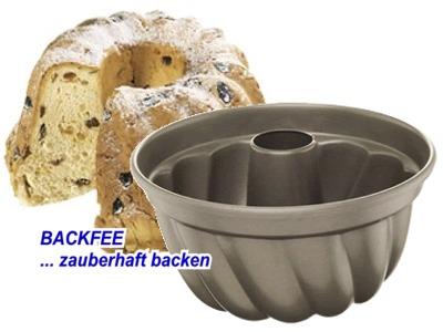 Walter Backform Gugelhupf Napfkuchen 24 Cm Backfee De