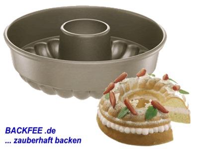 Walter Backform Frankfurter Kranzform Gerippt 28 Cm Backfee De